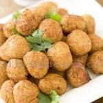 Spicy Hoisin Chicken Balls