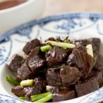 Braised Beef with Cassia and Star Anise