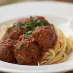 Spaghetti with Meatballs and…Some Parents Are Just So Negligent!