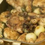 Coq Au Vin and…Entertaining Perils