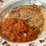 Meatloaf with Tangy Tomato Sauce