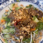 Salad Season and Vietnamese Lemongrass Beef Salad