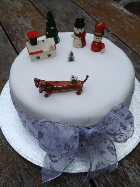 The 2012 Christmas Cake