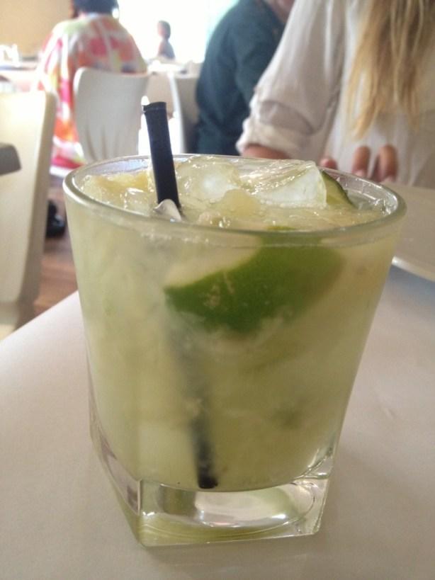 Arabella's drink of choice!