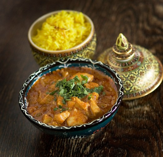 A very mild curry, perfect for everyone in the family 