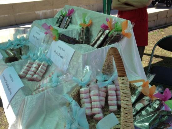 Homemade sweets