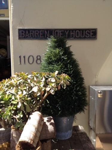 Barrenjoey House - it's at 1108 Barrenjoey Road!