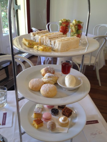 Boronia Tea Room high tea $39.00pp