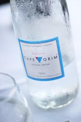 Cape Grim sparkling water