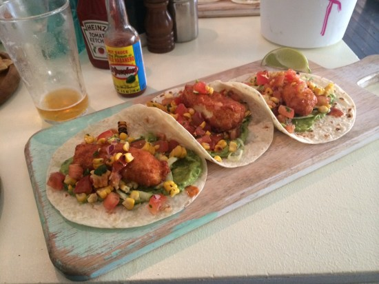Haloumi Tacos - 2 for $12