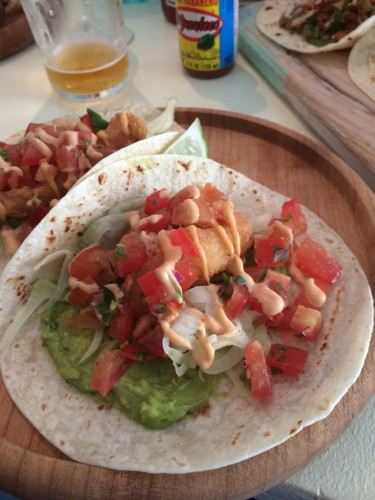 Spiced Fish Taco - 2 for $15.00