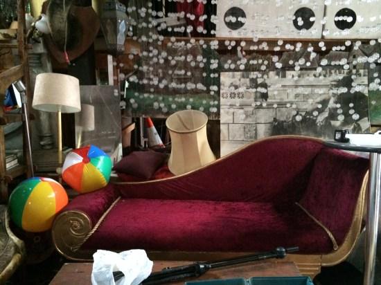 Anyone need a chaise lounge