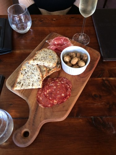 A selection of antipasto $21.00