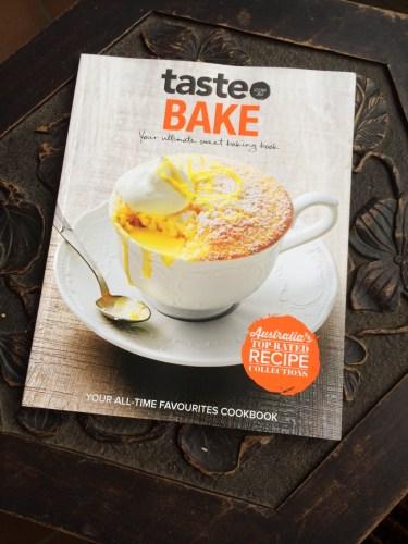 Taste - Bake Cookbook