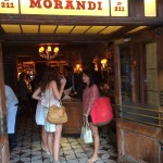 Morandi - it attracts a stylish crowd