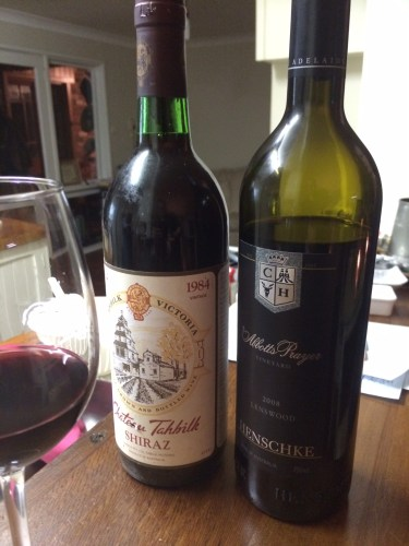 Lovely wines