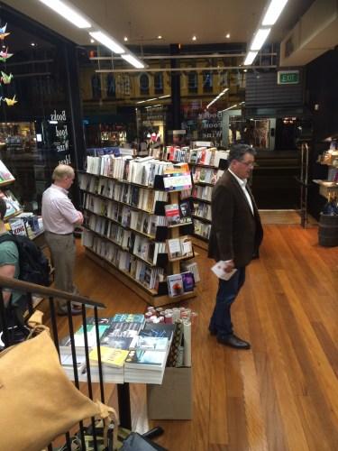 It's a beautiful bookshop