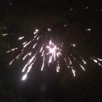 Espiritu Santo, Vanuatu, Fireworks