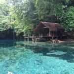 Riri Blue Hole, Santo, Vanuatu