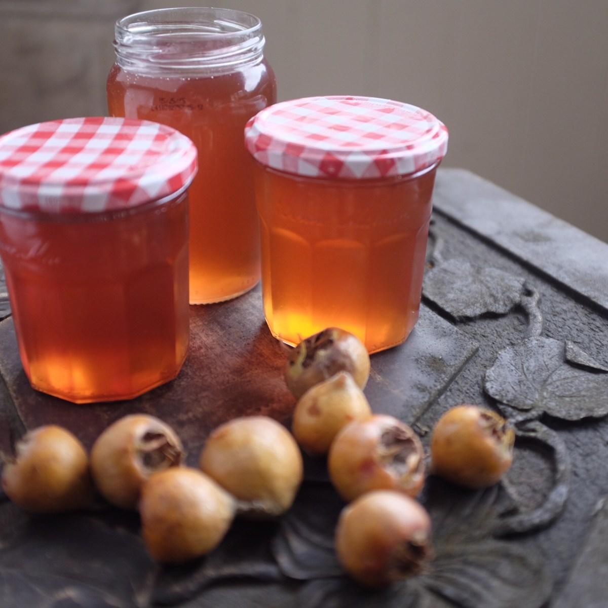 Medlar Jelly - Hotly Spiced