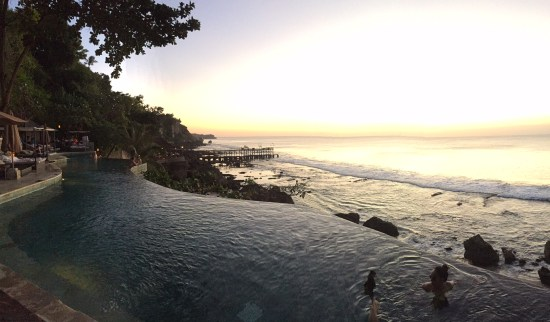 Ocean pool