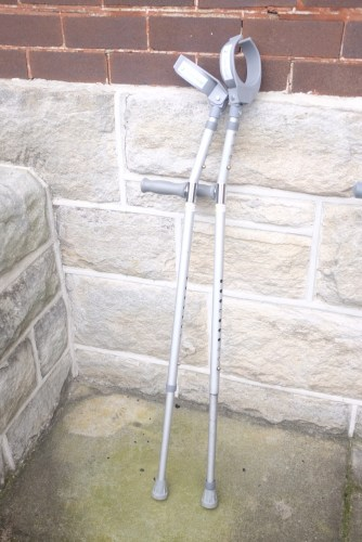 Bye, bye, cripple sticks