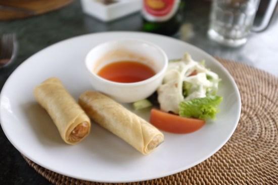 Vietnamese Spring Roll - $5.00