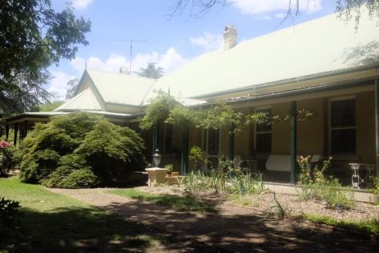 Circa 1861 homestead