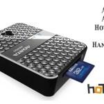 ADATA AE400  Wifi Accesspoint – Cardreader – Mediaserver und Ladegerät