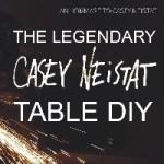 Der legendäre Casey Neistat Tisch DIY
