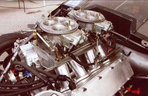 Pontiac engines