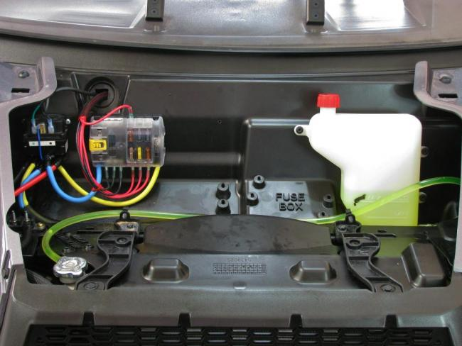 polaris ranger accessory fuse box