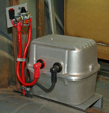 Installing a Battery Disconnect Hotrod Hotline