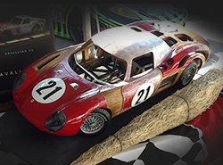 Ferrari 250 LM Automotive Sculpture