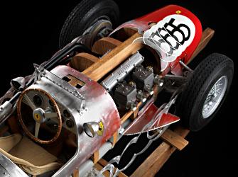 Ferrari 500F2 Automotive Sculpture