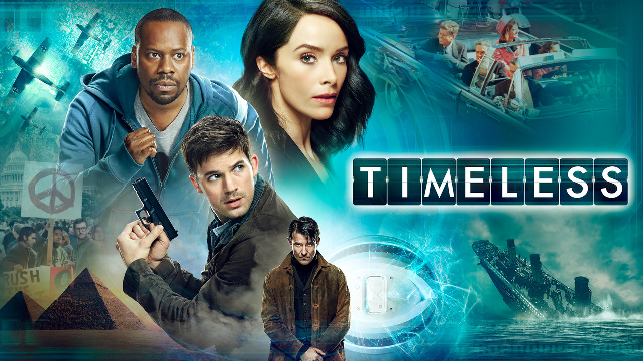 Frequency Tv Timeless Frequency And Other Terrible Things Tv Movie Cynics
