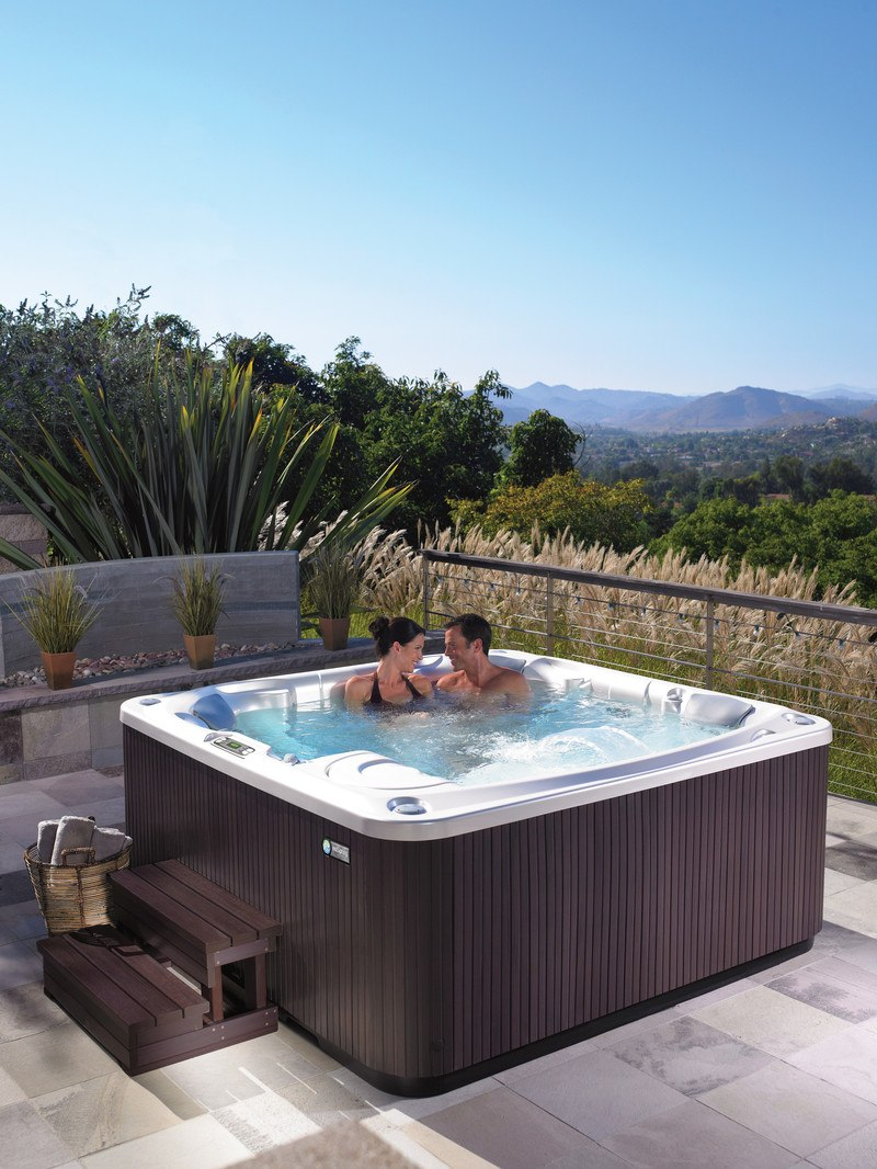 Choosing The Best Placement For Your Hot Tub Hot Spring Spas