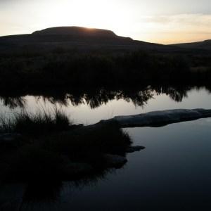 Willow Creek Hot Springs in Southeast Oregon