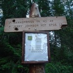 Soaking in the Clearwater National Forest at Jerry Johnson Hot Springs (Trip Report)