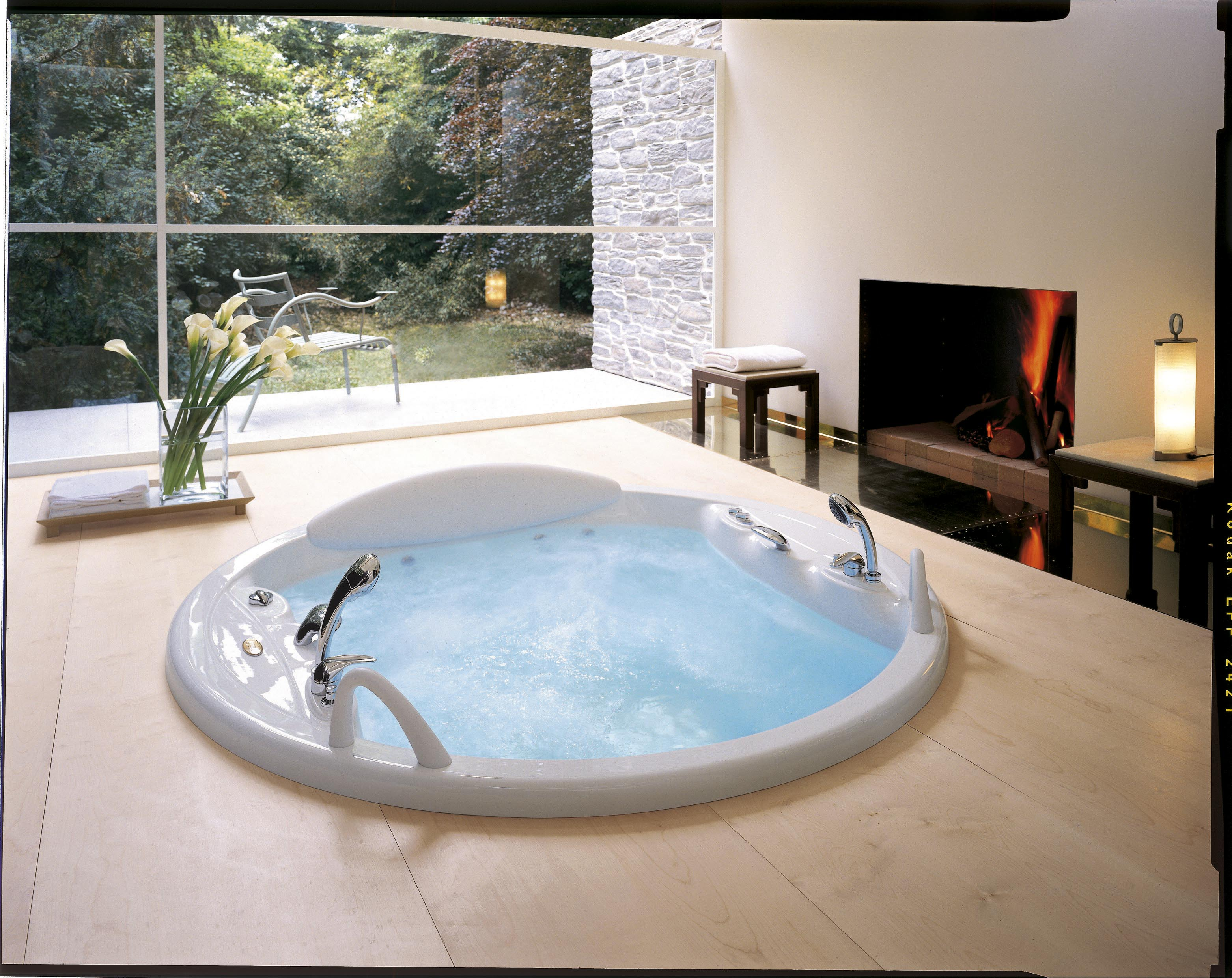 Badezimmer Mit Whirlpool Jacuzzi And Importance Of Jets | Hotspring Spas