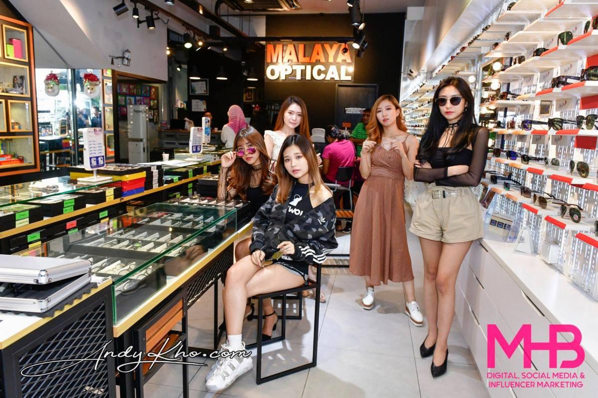 Mhb Digital Visits Malaya Optical 2018 Digital Social