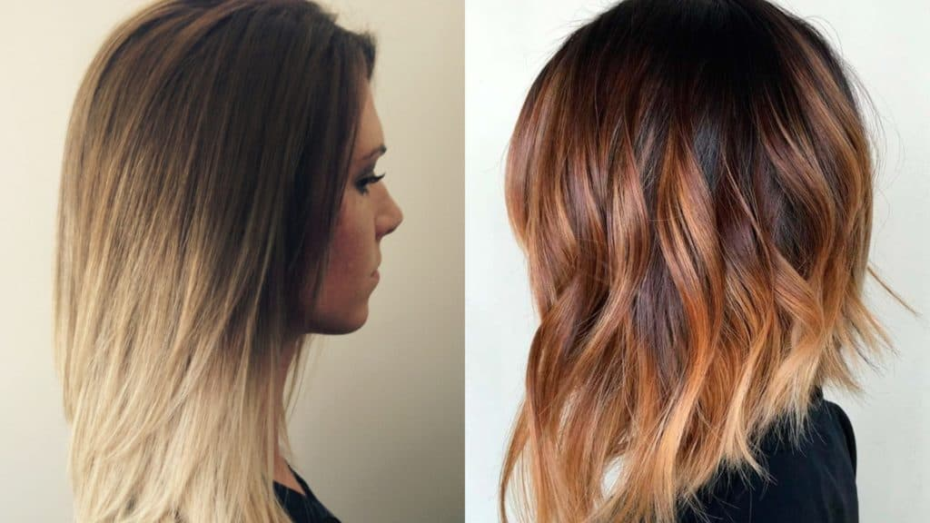 Ombre Look 21 Fascinating Brown Ombre Hair To Look Fabulous Haircuts