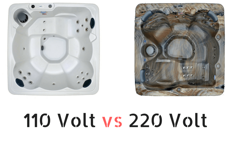 difference between 110 and 220 wiring