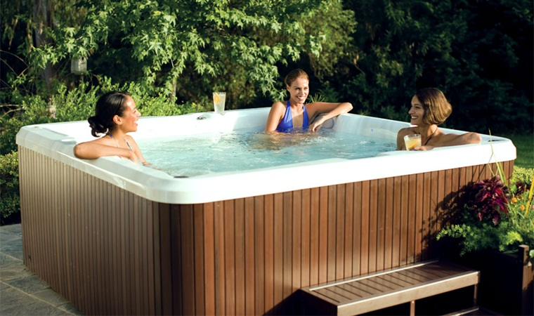 Spa Gonflable Terrasse J-275 | Hot Tub Showroomhot Tub Showroom