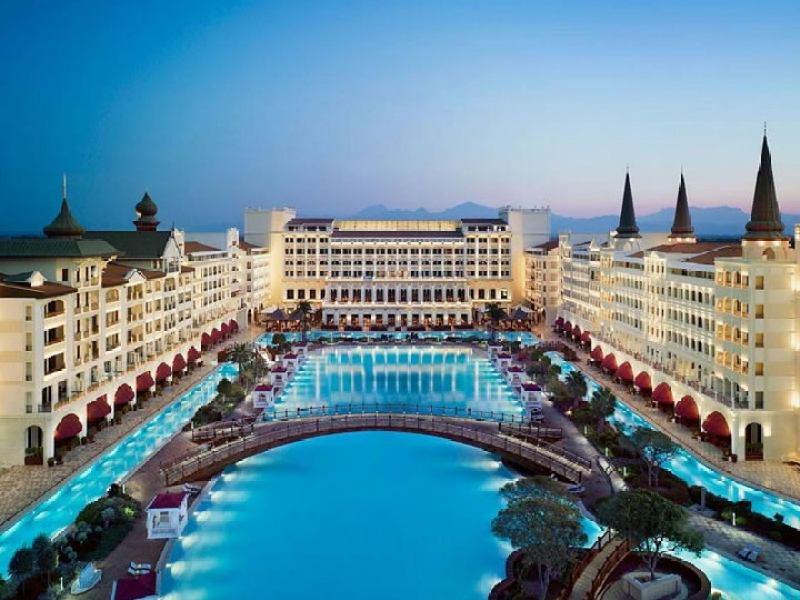 Туры в Анталию в мае 2015 отель вечер