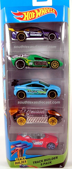 Double Urban Buggy 5 Pack 2014 Hot Wheels