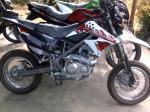 Adalah Kawasaki D Tracker Dengan Mengusung Konsep SuperMoto