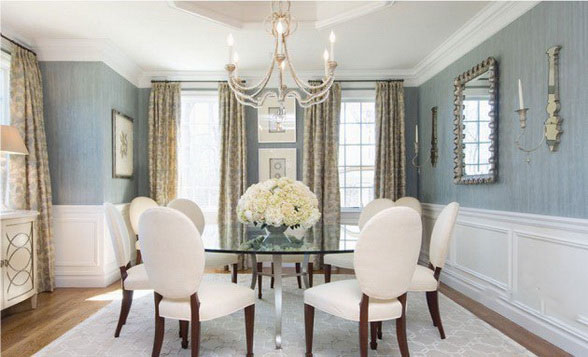 Dining room d 233 cor and dining room ideas 2017 modern dining room 1