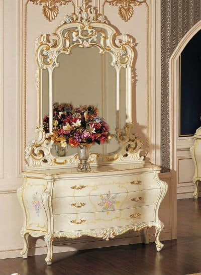 Bedroom Decorating Ideas Baroque Bedroom Design