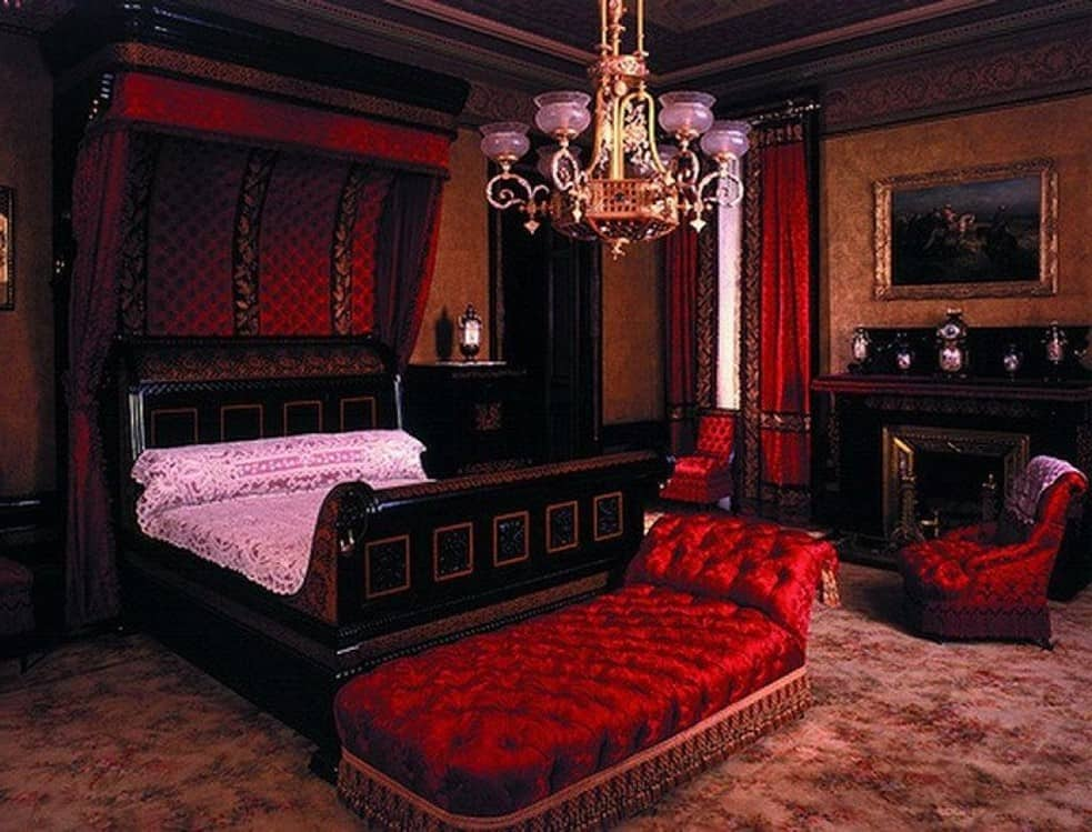 Gothic Schlafzimmer Bedroom Decor Ideas: Gothic Bedroom
